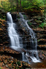Erie Falls, Ricketts Glen